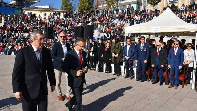 29 Ekim Cumhuriyet Bayramını Coşkuyla Kutladık