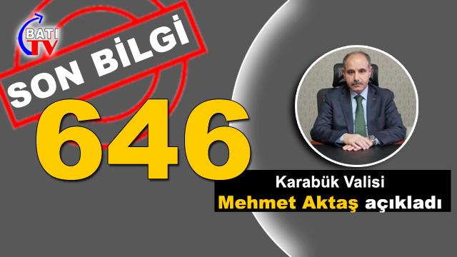 Karabük Valisi Aktaş'tan FETÖ açıklaması