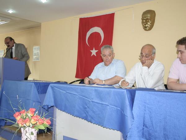 KGC Olağan Genel Kurul yapıldı