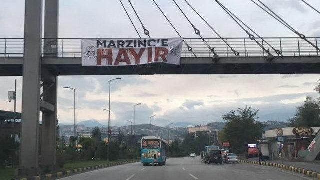 Çevre ve Şehircilik Bakanlığı Marzinc'in ÇED'ini sonlandırdı