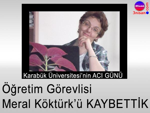 Karabük Üniversitesi'nin ACI GÜNÜ
