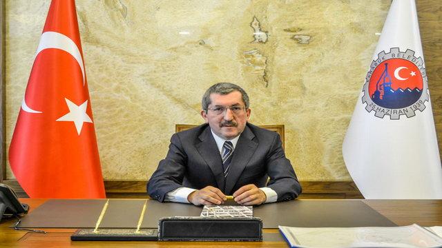 Karabük Belediye Başkanı Rafet Vergili'nin Yeni Yıl Mesajı